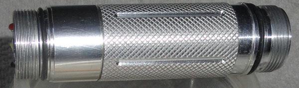 Battery tube exterior